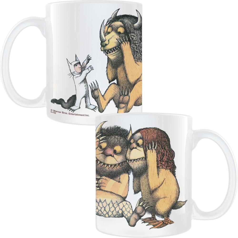 Where the Wild Things Are Max Faces the Wild Things 11-Ounce Mug