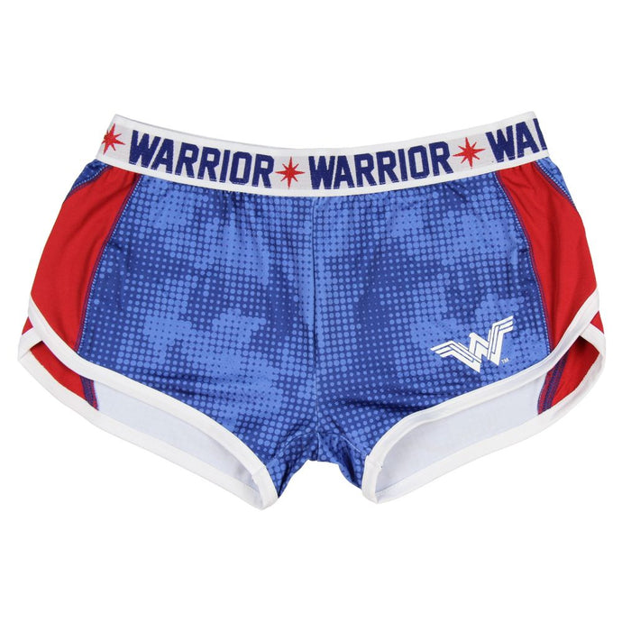 Wonder Woman Movie Warrior Juniors Track Shorts
