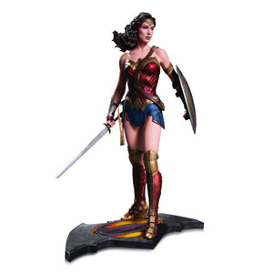 Batman v Superman: Dawn of Justice Wonder Woman Statue By James Marsano