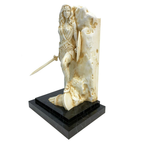Wonder Woman Movie - Wonder Woman Neoclassical Marble Finish Fine Art Statue