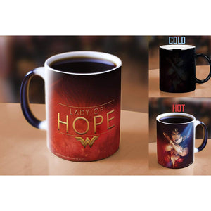 Additional image of Wonder Woman Movie Lady of Hope Ceramic Transforming Mug