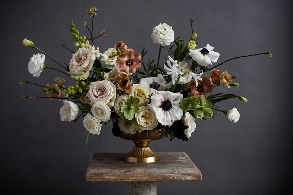 LIVE Virtual Compote Style Arrangement Workshop - December 18th