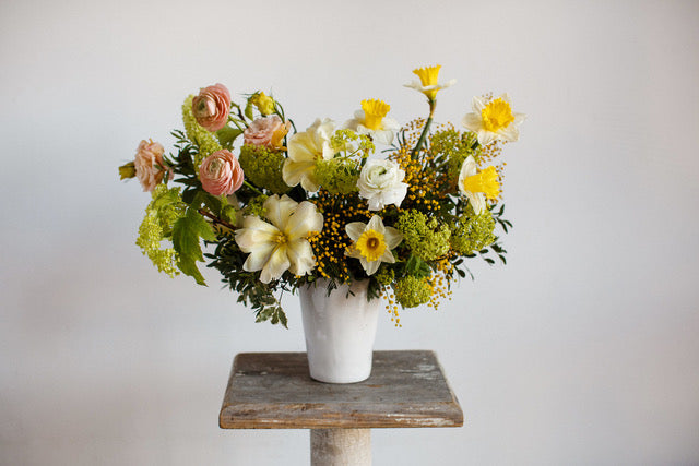 Spring Centrepiece 101 Workshop (Toronto) April 17th, 2019