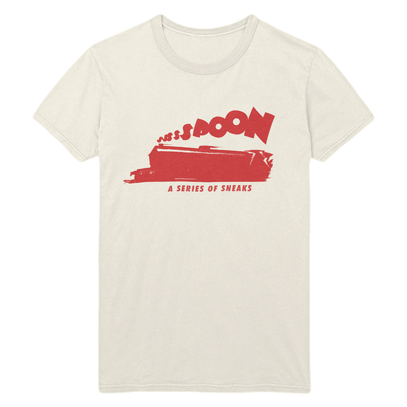 Spoon Train Tee + Album Bundle