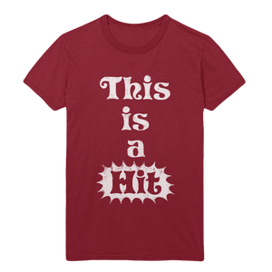 THIS IS A HIT T-SHIRT - Spoon