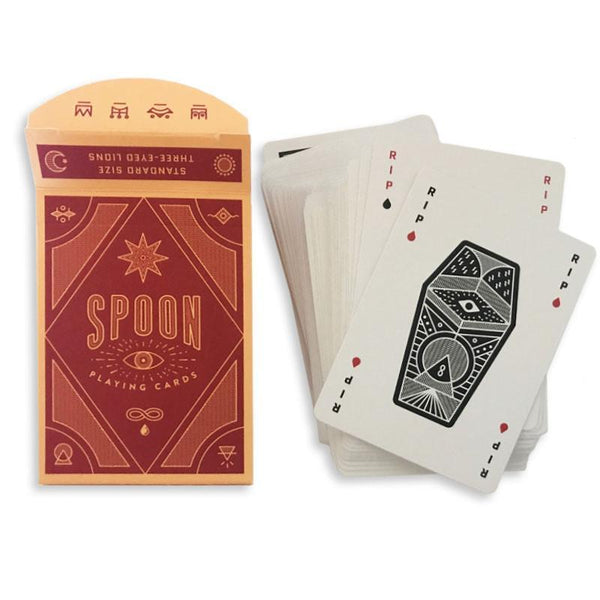 PLAYING CARDS - Spoon