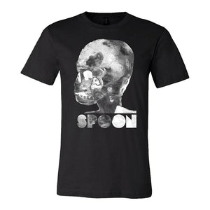 HOT THOUGHTS ALBUM COVER BLACK T-SHIRT - Spoon