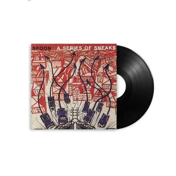 A SERIES OF SNEAKS CD / LP - Spoon