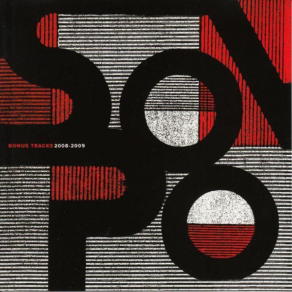 BONUS TRACK 2008-2009 CD - Spoon