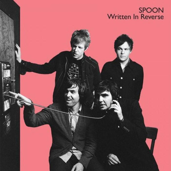"WRITTEN IN REVERSE - 7"" LP - Spoon"