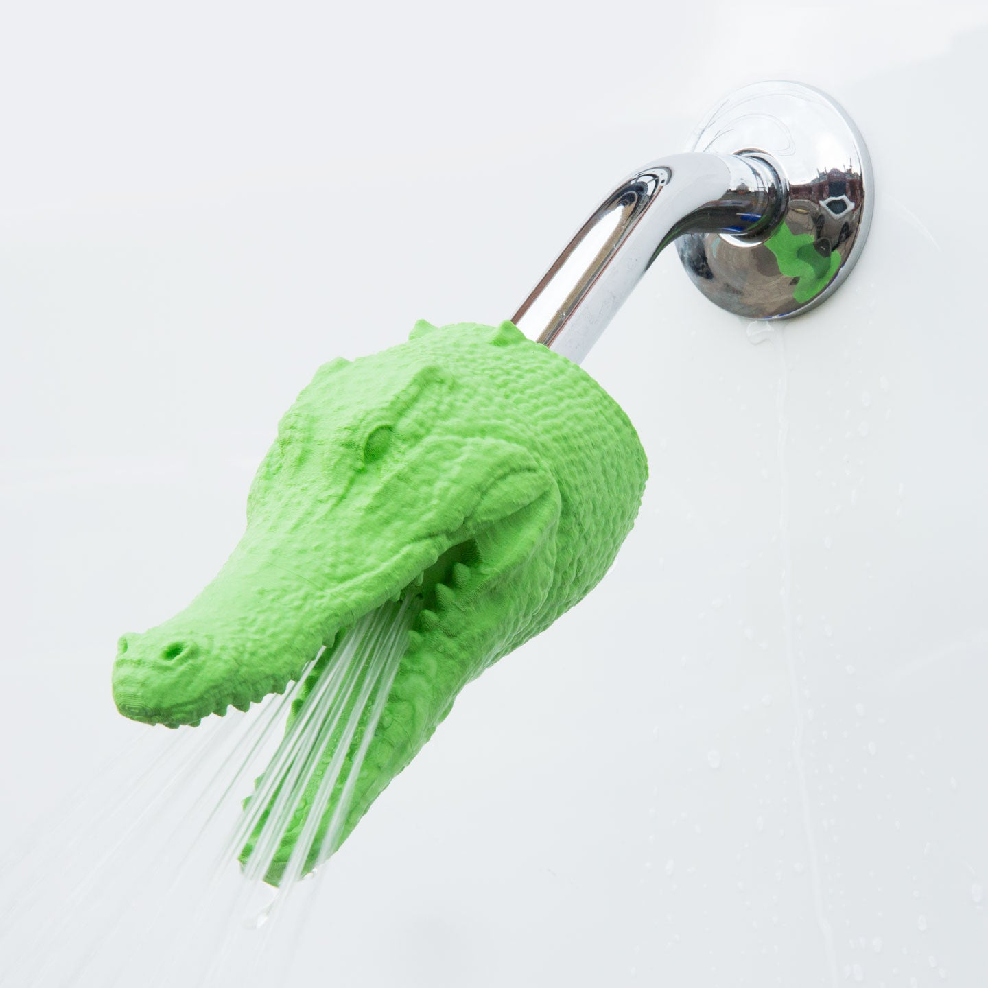Alligator Showerhead