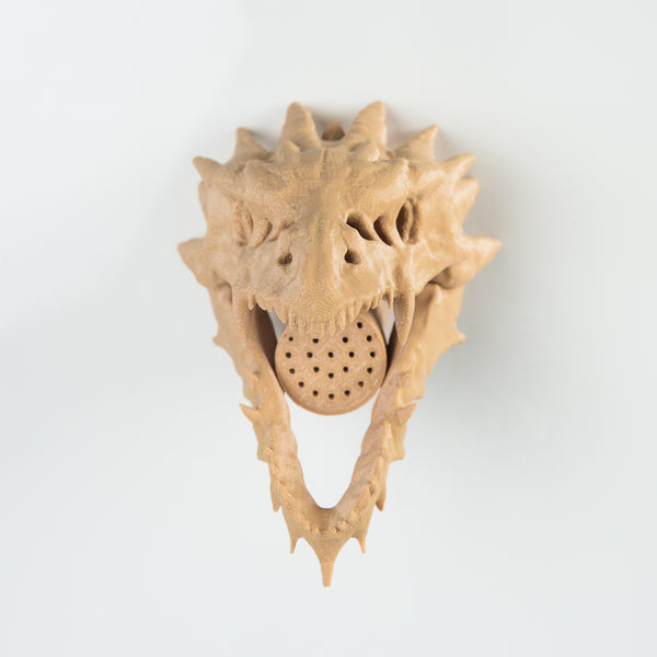 Dragon Skull Showerhead