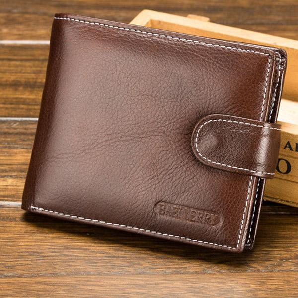 Billford - Genuine Black Wallet