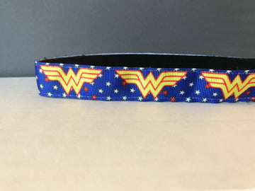 "Wonder Woman 7/8"" wide"