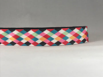 "BOLD Diamonds 7/8"" wide"