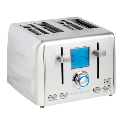 Cuisinart Precision Setting 4-slice Toaster RBT-1280P,tech-hub-services