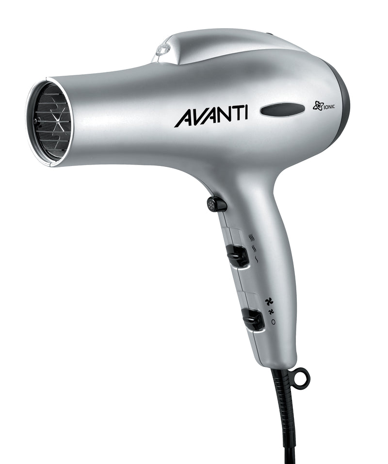 AVANTI IONIC HAIRDRYER (AVIONDEC) (Open Box- 30 Days Warranty),- TechSpirit Inc., Brampton