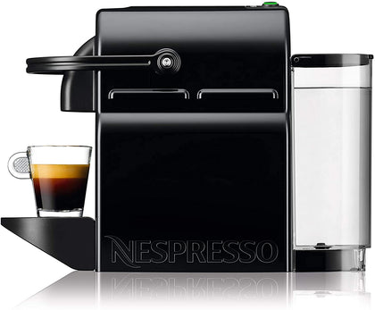 Nespresso Inissia Coffee Machine by De'Longhi with Aeroccino - Black EN80BAECA,tech-hub-services
