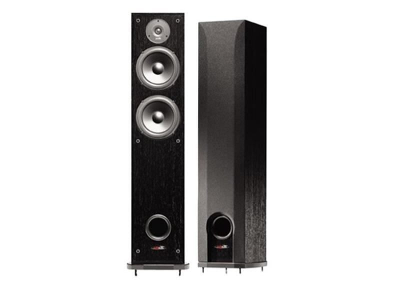 Polk Audio R50 150-Watt Tower Speaker - Black- PAIR,- TechSpirit Inc., Brampton