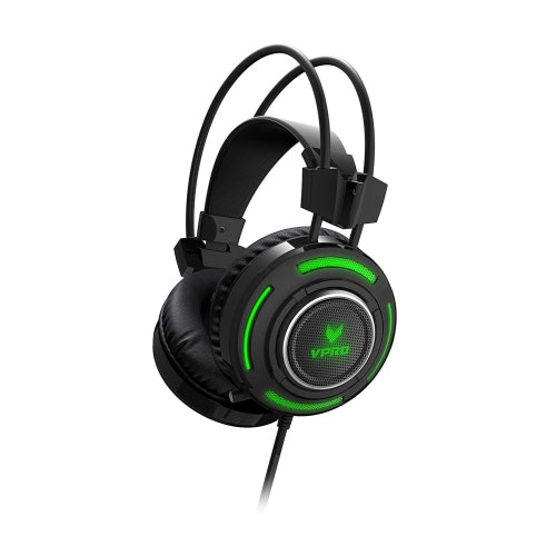 Rapoo VPRO VH600 Gaming Virtual 7.1 Channel Headset - Black