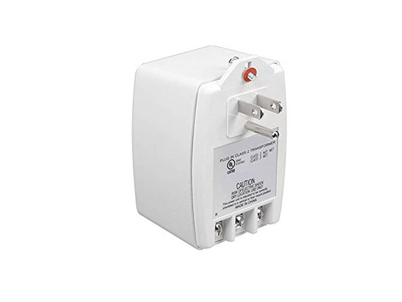 Power Converter Adapter 110VAC to 24VAC for Security system,- TechSpirit Inc., Brampton