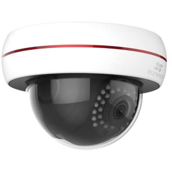 EZVIZ CS-CV220 Wi-Fi security camera Outdoor Dome White 1920 x 1080pixels- 4mm,- TechSpirit Inc., Brampton