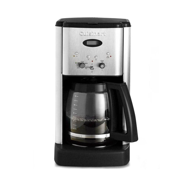 Cuisinart DCC-1200IHR Brew Central 12-Cup Programmable Coffee Maker - Brushed Stainless ( Refurbished) (6MW),- TechSpirit Inc., Brampton
