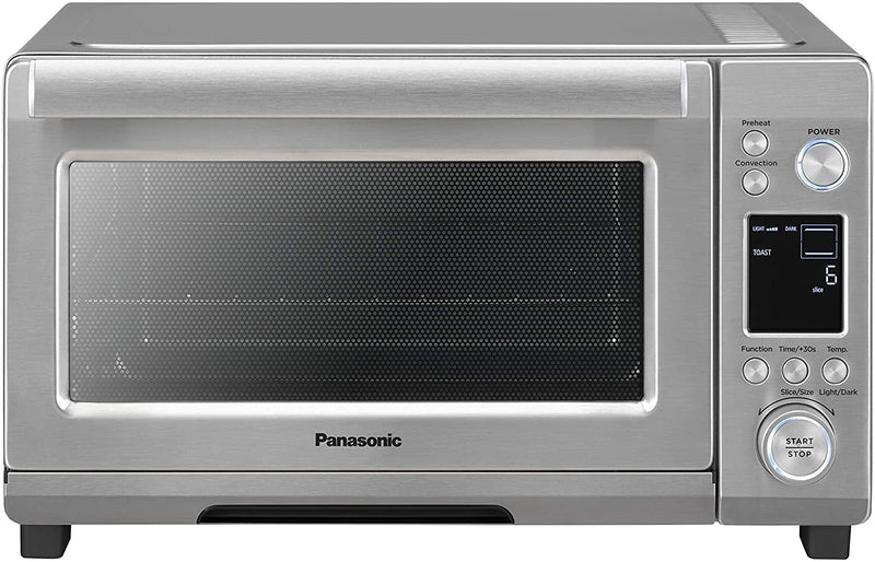 Panasonic NBG251 Convection Toaster Oven, 0.9 cu.ft, Stainless Steel