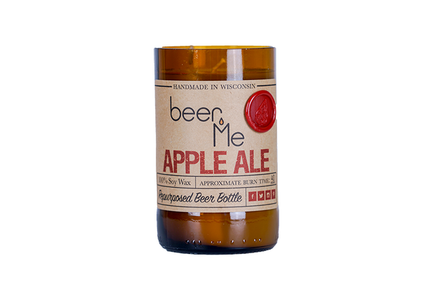 Apple Ale Candle