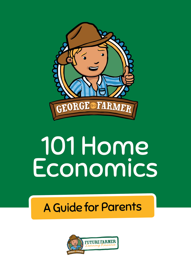 101 Home Economics Guide for Parents - NEW