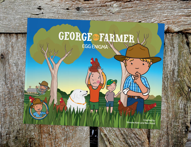 George the Farmer Egg Enigma