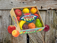 Melissa & Doug Play Time Fruit 9 Pieces
