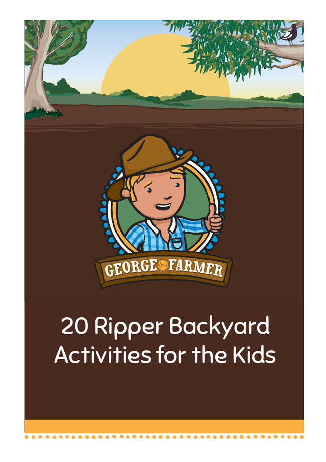20 Ripper Backyard Activities