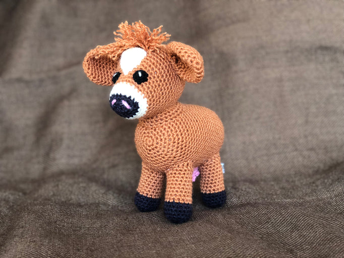 Polly the Dairy Cow Australian Wool Limited Edition