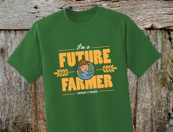 Future Farmer All Australian Cotton T-Shirt