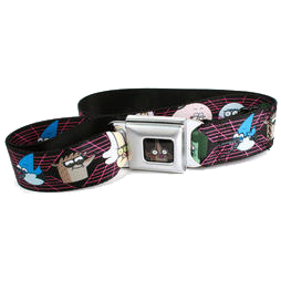 Regular Show Keychains and Belts