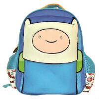 Adventure Time Finn Backpack With Mask