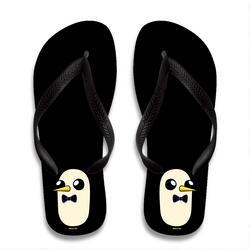 Adventure Time Gunter Flip Flops