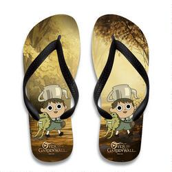 Over the Garden Wall Greg Flip Flops