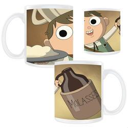 Over The Garden Wall Potatoes & Molasses White Mug