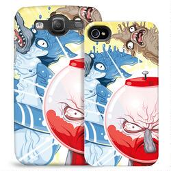 Regular Show Fired by Eric LaCombe Phone Case for iPhone and Galaxy