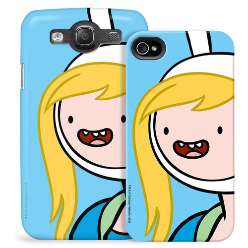 Image of Adventure Time Fionna Portrait Phone Case for iPhone and Galaxy