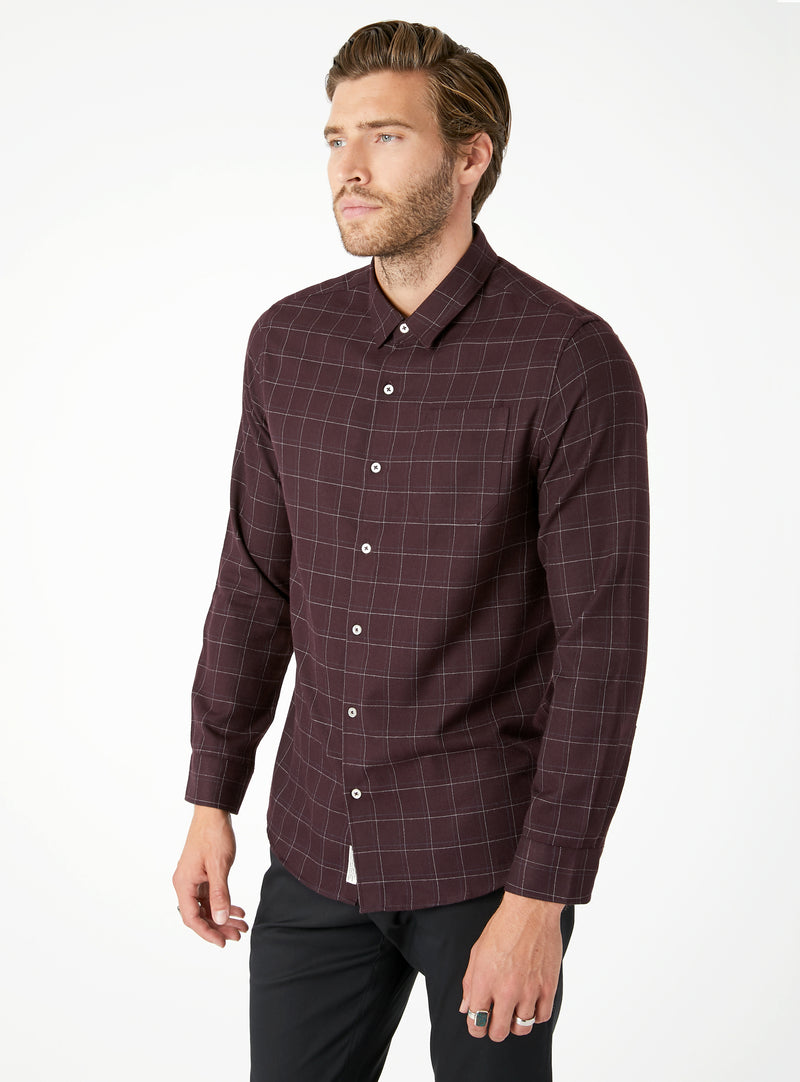 Aspen Long Sleeve Flannel