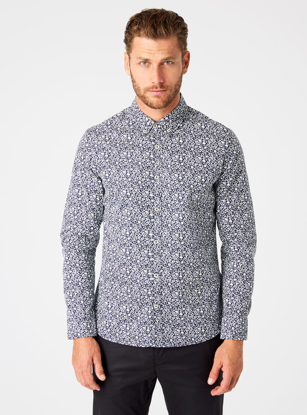 Lithography Long Sleeve Shirt