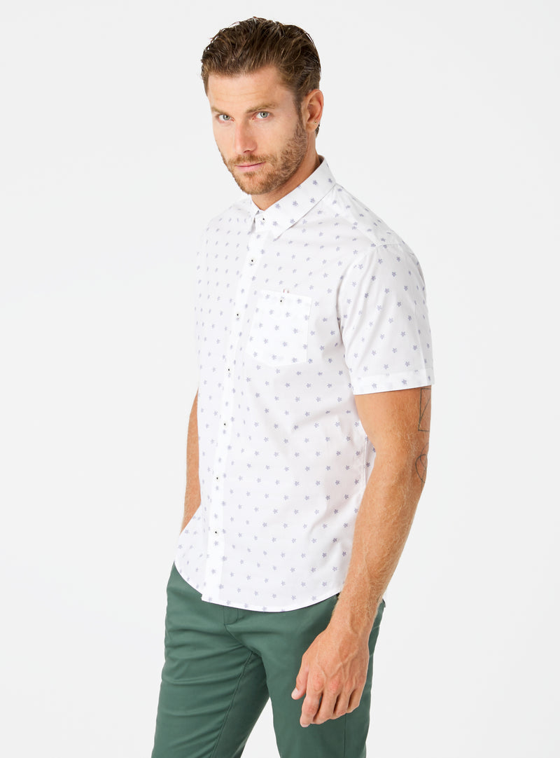 Lean On Short Sleeve Shirt