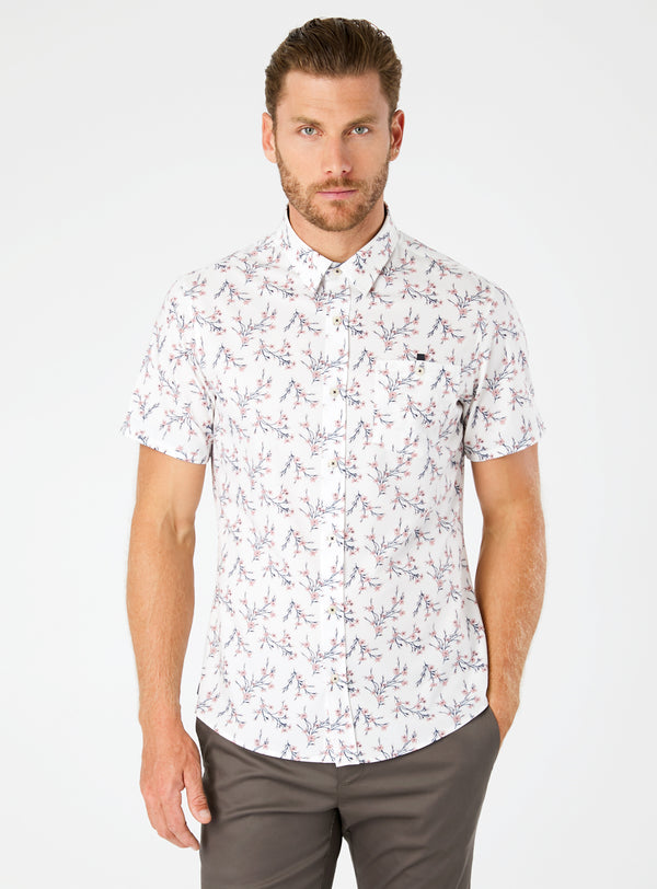 At The Top 4-Way Stretch Shirt