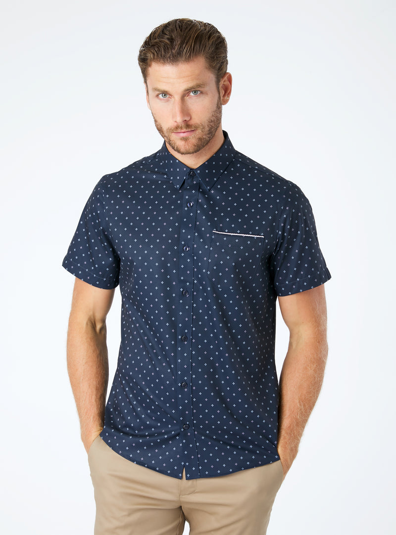 Highway Star 4-Way Stretch Shirt