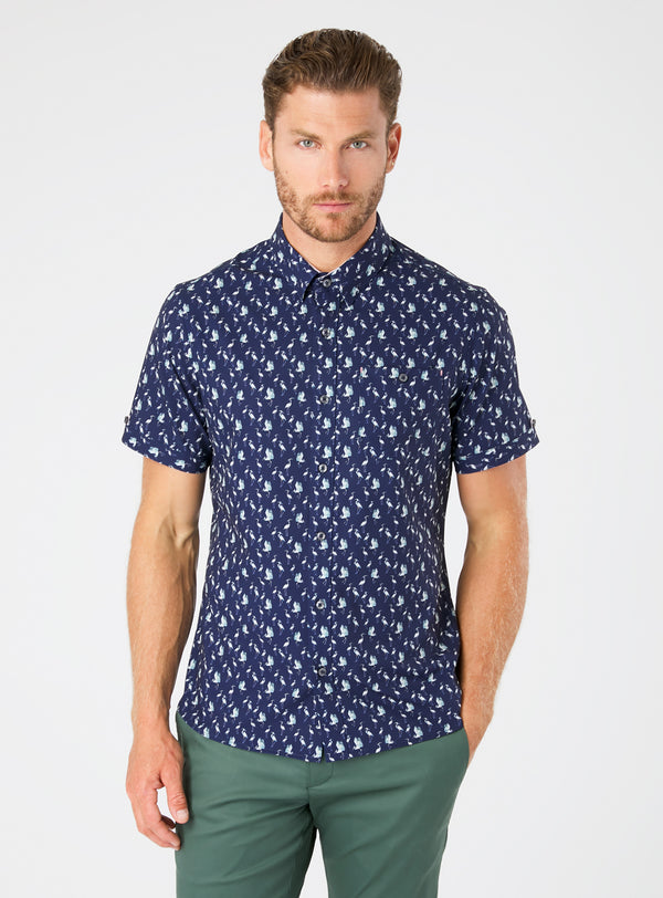Endless Enigma 4-Way Stretch Shirt