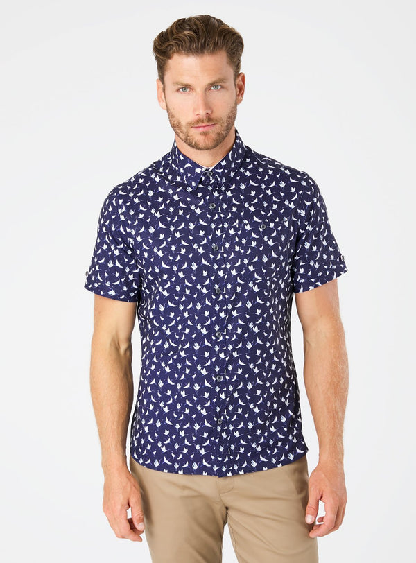 New Horizons 4-Way Stretch Shirt