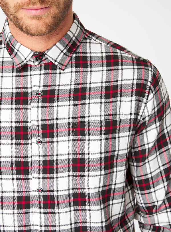 Sequoia Long Sleeve Flannel